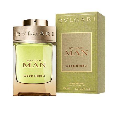 Bvlgari Man Wood Neroli EDP - Masculino 100 Ml