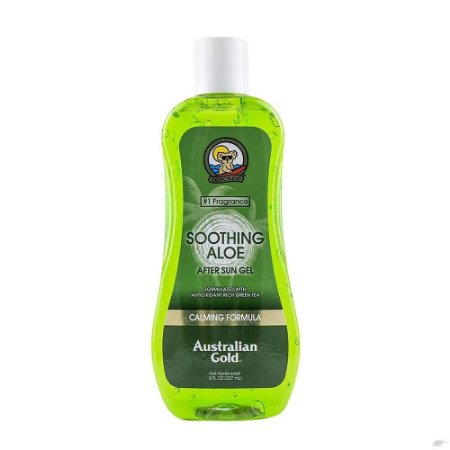 Pós Sol Soothing Aloe After Sun Gel 237ml