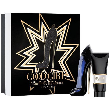 Carolina Herrera Good Girl kit EDP 80ML + Body Lotion 100ML