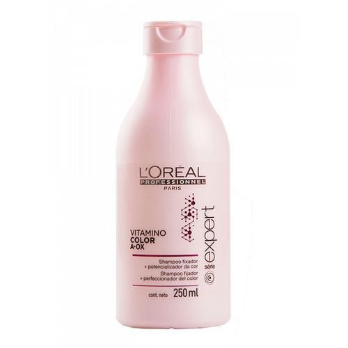Loreal Vitamino Color A-OX Shampoo 250ML