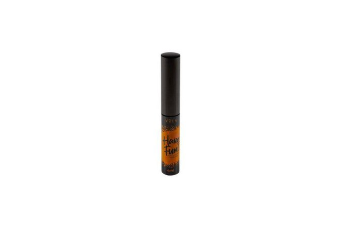 VIZZELA DELINEADOR HAVE FUN! LARANJA 4ML