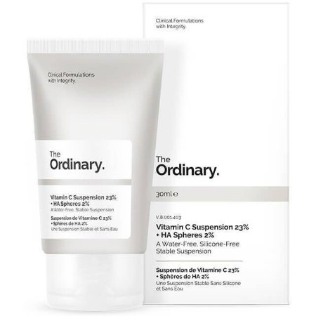 The Ordinary VITAMIN C 30 % IN SILICONE 30 ML