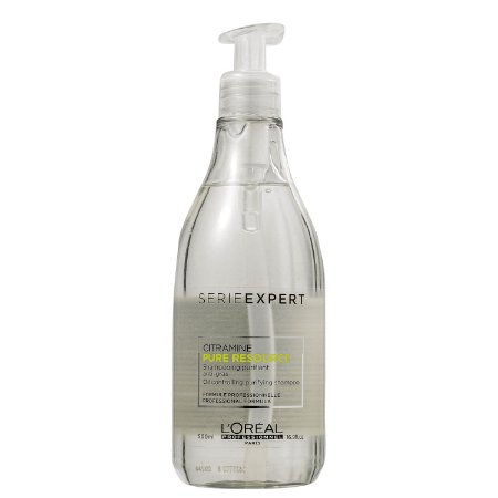 LOREAL PURE RESOURCE CITRAMINE SHAMPOO 500ML