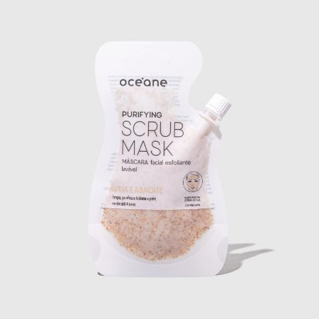 OCEANE PURIFYING SCRUB MASK FACIAL ESFOLIANTE 35ML
