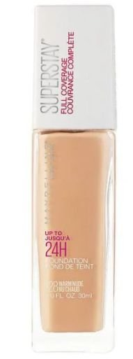 MAYBELLINE BASE SUPERSTAY FULL C 128 WARM NUDE