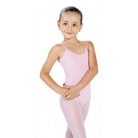 Collant de Ballet Regata Infantil Princesa Capezio Ref 1060