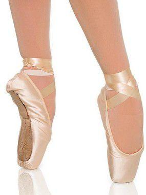 Sapatilha de Ponta para Ballet Gisele Capezio Ref 54
