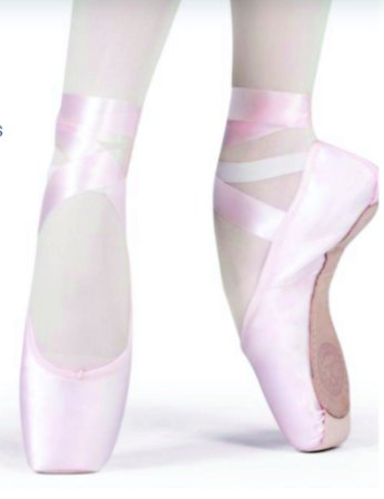d03c9162e2 Sapatilha de Ponta para Ballet Partner Estudante Capezio Ref 183