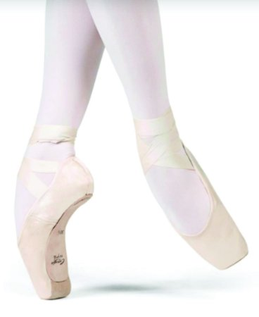 Sapatilha de Ponta para Ballet New York Capezio Ref 186