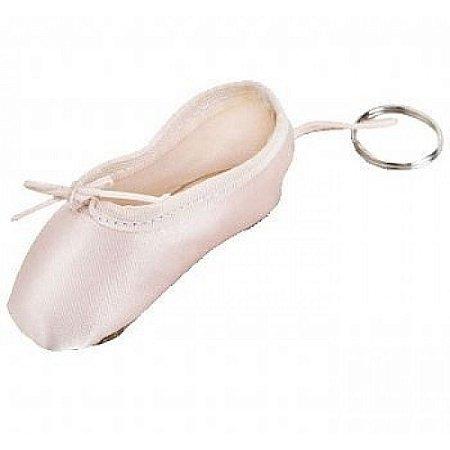 Chaveiro Ballet Mini Ponta Capezio
