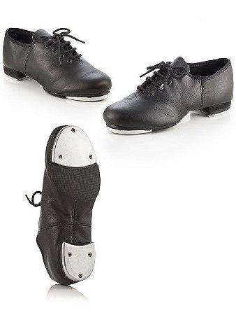 Sapato para Sapateado de Amarrar com Chapinha Capezio Ref 302T