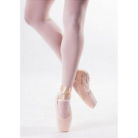 Protetor para Sapatilha de Ponta Nude Ballet Capezio Ref 1026