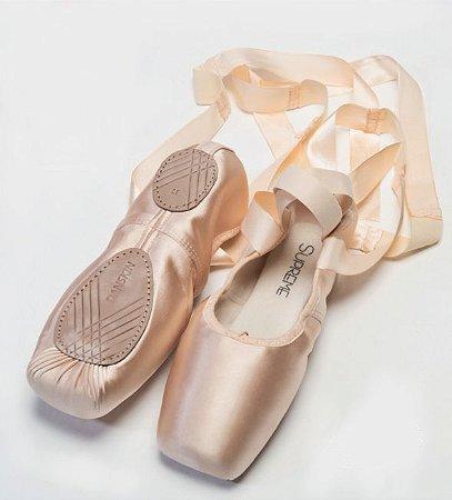 Sapatilha de Ponta para Ballet Supreme Capezio DK100