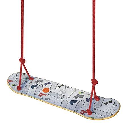 Balanço Shape Estampado - Skates