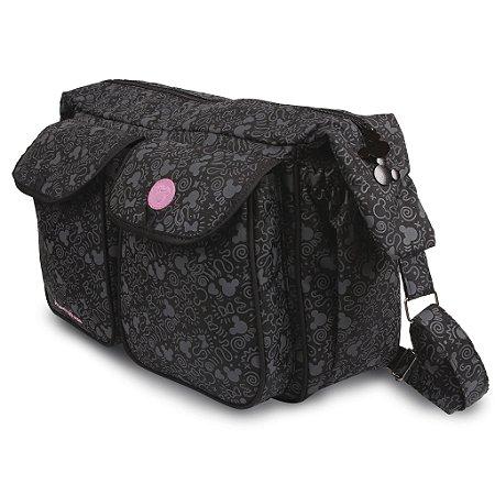 Baby Bag Grande Luxo c/trocador da Linha MINNE BABY-Babygo
