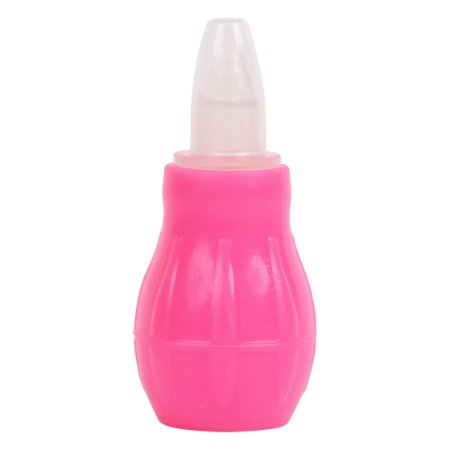 Aspirador Nasal PREMIUM-Cor Rosa-Babygo