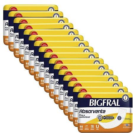 Kit 16 BIGFRAL ABSORVENTE 320 Unidades