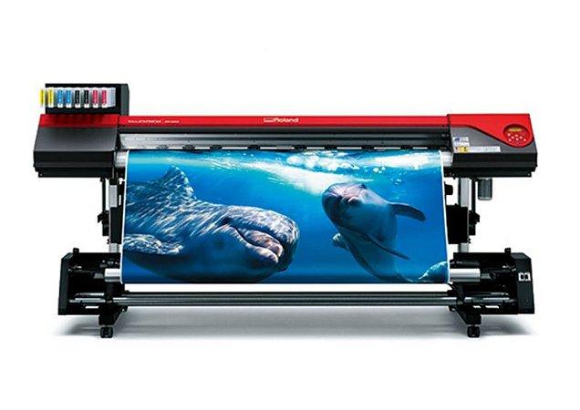 Impressora Eco-Solvente Roland RF-640 (VersaEXPRESS) 162cm