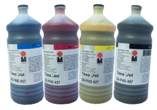 Tinta Sublimática Marabu TEXAJET - DI-PHD  1 Litro