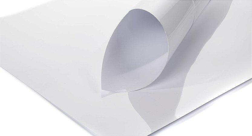 PVC Rígido Semirígido (BRANCO FOSCO)