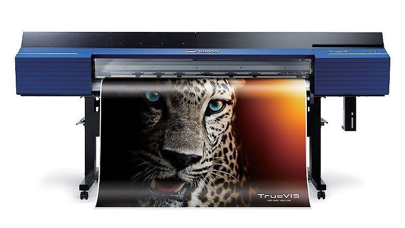 Impressora Eco-Solvente Roland VG2-640 (TrueVIS) 162cm