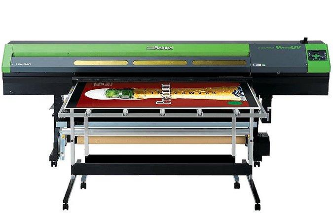Impressora UV-LED híbrida - Roland LEJ-640 (VersaUV)