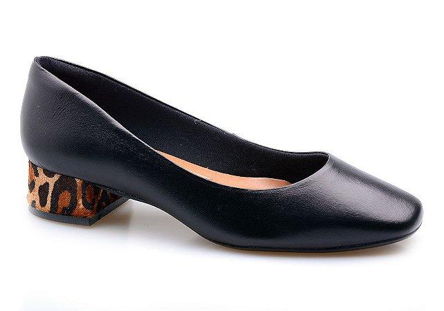 Sapato Conforto Pretoonca