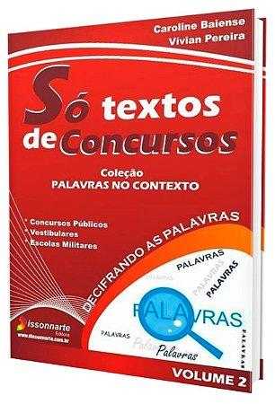 Só Textos de Concursos - Vol.2