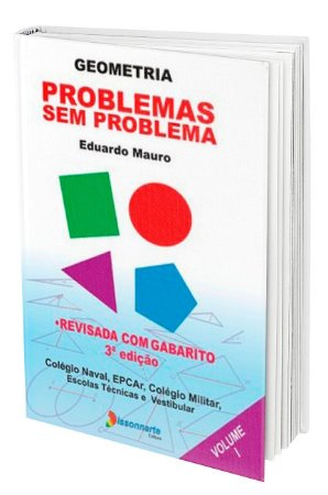 Problemas sem Problema Vol.1 3ª Edição