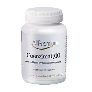 COENZIMA Q10 ALLPREMIUM - 60 CÁPSULAS