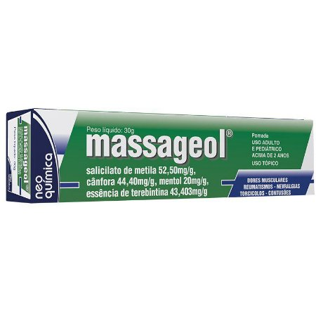 Massageol Pomada 30g