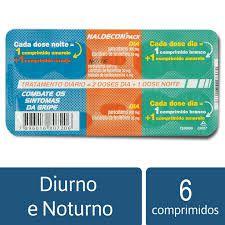 Naldecon Pack com 6 Comprimidos