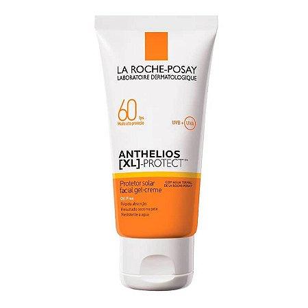 Protetor Solar Anthelios XL Protect Facial FPS 60 com 40 Gramas