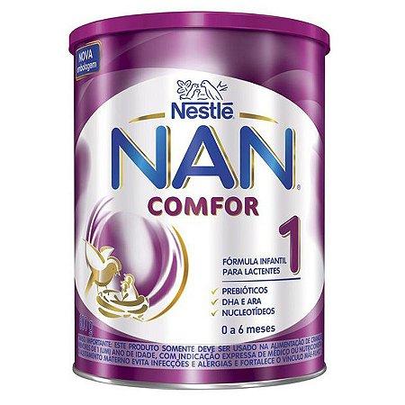 Nan Comfor 1 com 800 Gramas