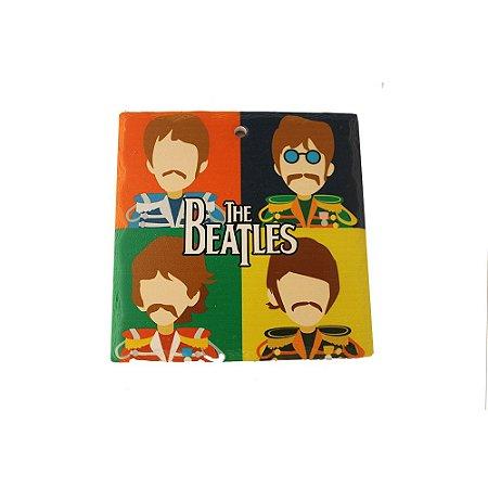 Descanso de panela / Beatles Color