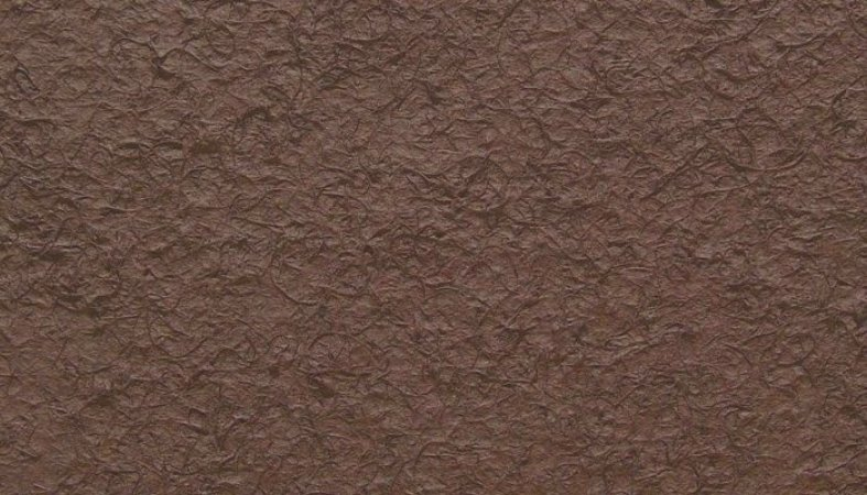 Papel Reciclado Artesanal Marrom Texturizado