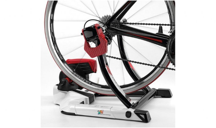 Rolo De Treino Elite Qubo Digital Interat Smart B+ Bluetooth