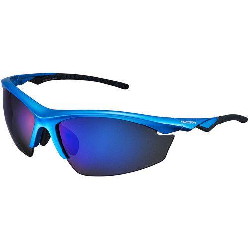 Óculos Shimano Ce-eqx2-pl Azul PL 3 Lentes