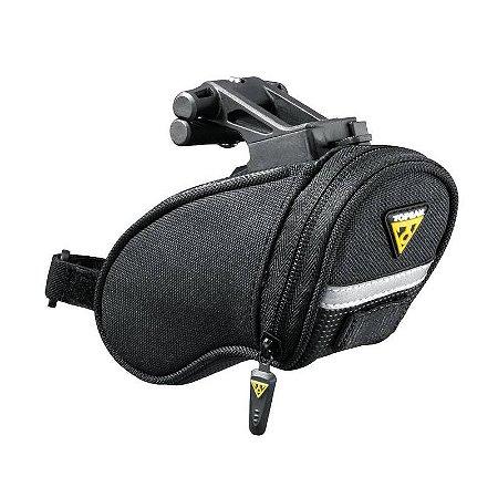 Bolsa de Selim Topeak Aero Wedge Pack com Q-Click XS