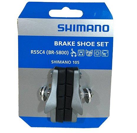 Sapata de freio shimano 105 R55c4 BR-5800