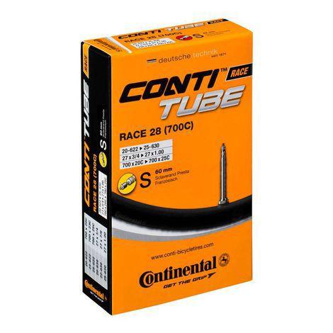 Câmara Continental Race 28 Speed Aro 700 - Diversas Medidas