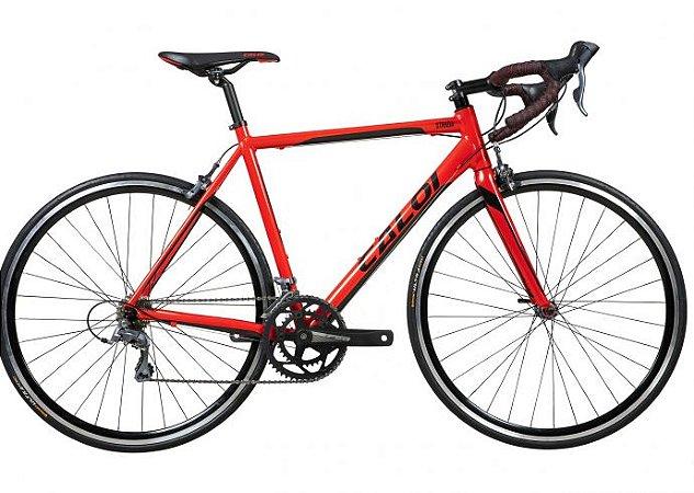 Bicicleta Speed Caloi Strada Shimano Claris 2x8
