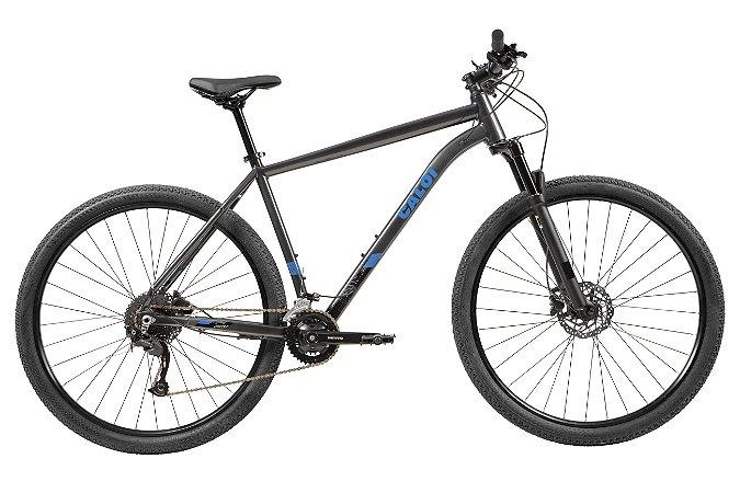 Bicicleta Caloi Explorer Comp cinza 2021