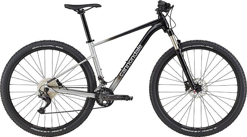 Cannondale Trail SL 4 29 22V Cinza 2021
