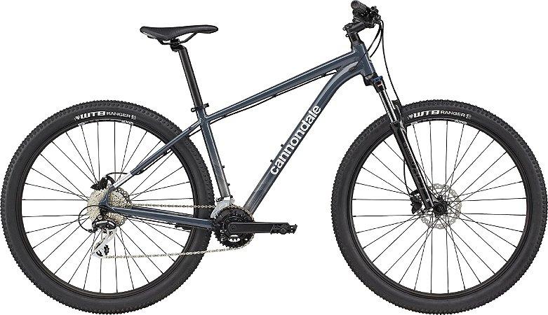 Bicicleta Cannondale Trail 6 29 16V Cinza 2021