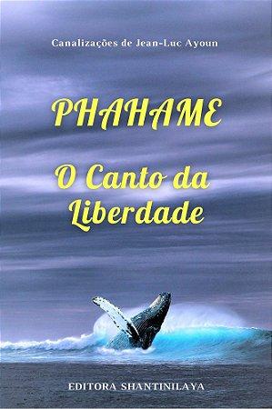 EBOOK PHAHAME, O CANTO DE LIBERDADE