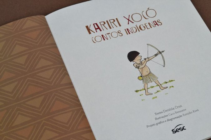 KARIRI XOCÓ CONTOS INDÍGENAS VOLUME 2
