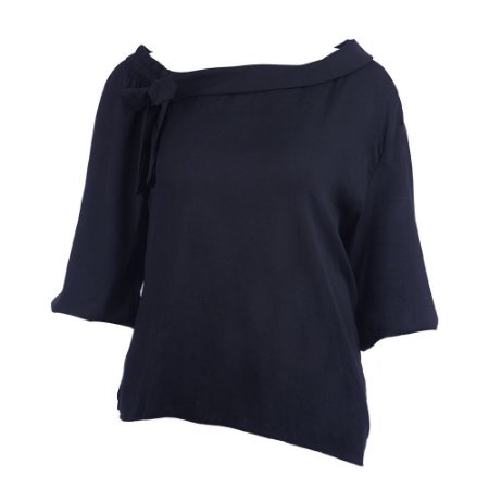 Blusa Plus Size Viscose Plana