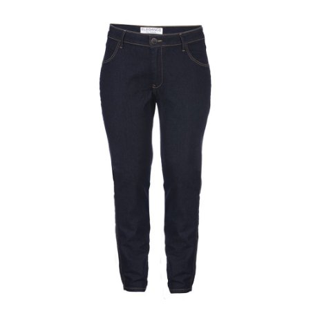 Calça Plus Size Jeans Skinny Clássica