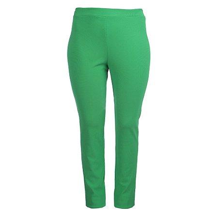 Calça Plus Size Legging Básica Verde